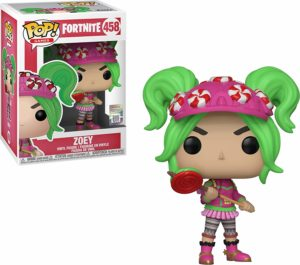 Zoey Pop Fortnite