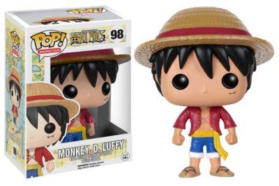 Pop One Piece Luffy