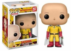 Pop One Punch Man Saitama