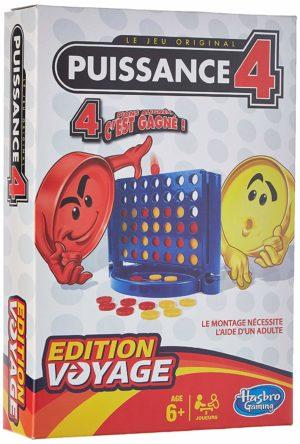 Puissance 4 boîte
