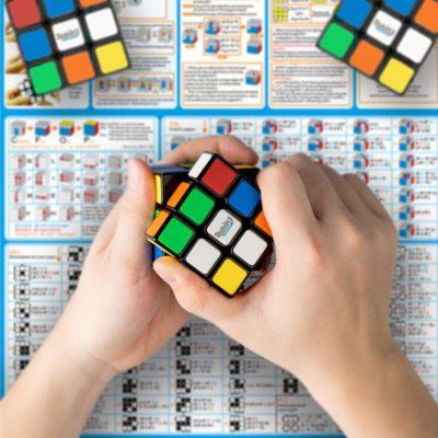 Rubik's Cube mains