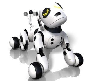 Spin Master - Zoomer Animal Interactif Dalmatien heureux