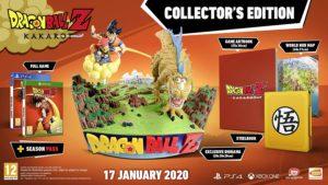 Dragon Ball Z Kakarot Collector PS4