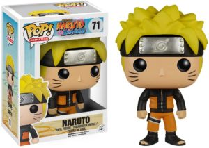figurine funko pop naruto a collectionner