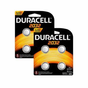 Duracell 2032 - Piles Spéciales Bouton Lithium (x 8)