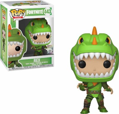 Fortnite – Pop Vinyl 443 Rex