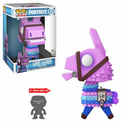 Fortnite - Pop Vinyl 511 Loot Llama (Super Sized 25cm)