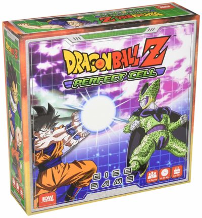 IDW Games - Dragon Ball Z Perfect Cell Jeu de Société
