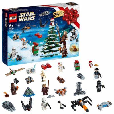 Calendrier de l'Avent Lego Star Wars 2019 Compte à Rebours de Noël