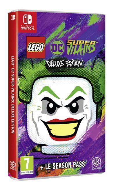 Lego DC Super Vilains – Deluxe Edition