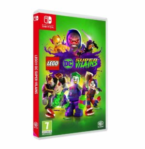 Lego DC Super Vilains Switch