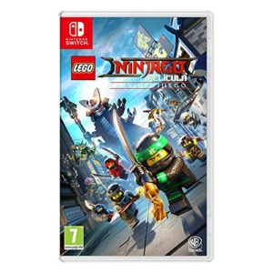 Lego Ninjago, le film Le jeu vidéo Nintendo Switch