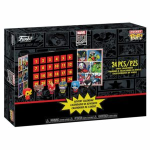 Marvel - Pocket Pop : Calendrier de l'avent 2019