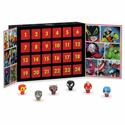 Marvel - Pocket Pop Calendrier de l'avent 2019 boîte