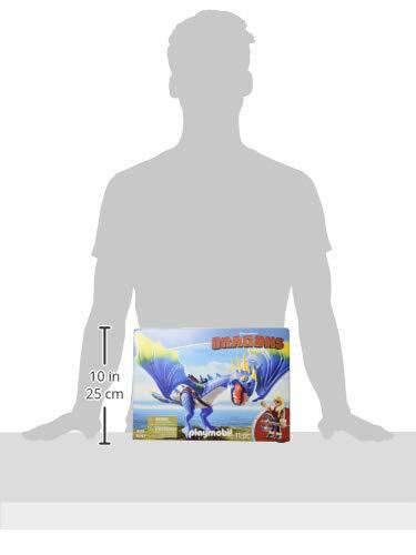 Playmobil - Astrid et Tempête taille