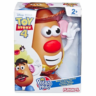 Playskool Disney Pixar - Monsieur Patate (Woody) Toy Story 4