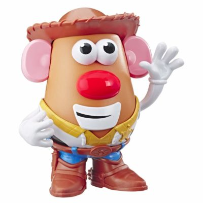 Playskool Disney Pixar - Monsieur Patate (Woody) Toy Story 4 figurine