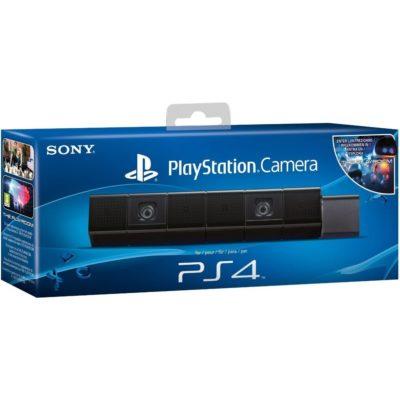 Sony Playstation Caméra - PS4 (Noir)