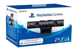 Sony Playstation Camera EYE V2 (VR) - PS4 (Noir) boîte