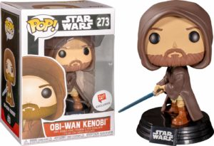 Star Wars - Pop Vinyl 273 : Obi-Wan Kenobi