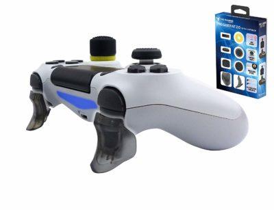 Subsonic - Kit e-sport pour manette gâchettes PS4 (Slim Pro)