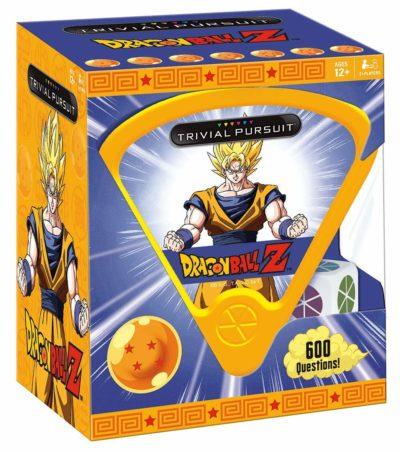 USAopoly - Trivial Pursuit Dragon Ball Z Jeu de Société