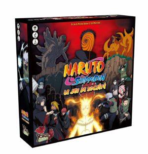 Jeu de Société Naruto Shippuden - Yoka by Tsume - Monsieur Jouet