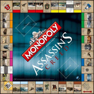 Plateau Assassin's Creed