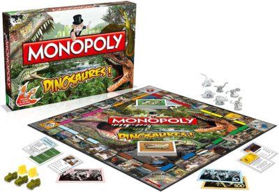 Monopoly Dinausores