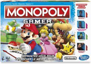 Monopoly Gamer Mario Nintendo