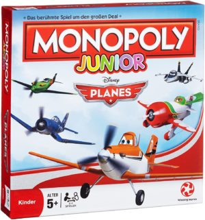 Monopoly Plane Junior