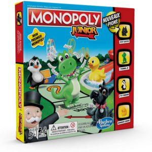 Monopoly Junior pour enfant