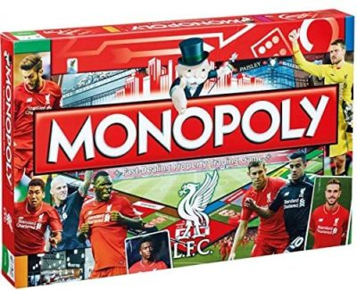 Monopoly Liverpool FC