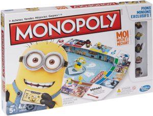 Monopoly Moi moche et mechant