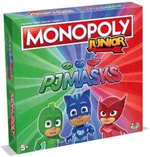 Monopoly PJMASKS PYJAMASQUES