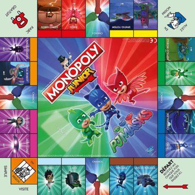 Monopoly PJMASK
