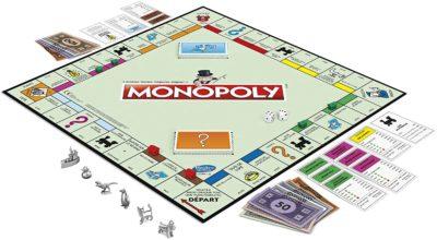 Monopoly classic nouveau Pion