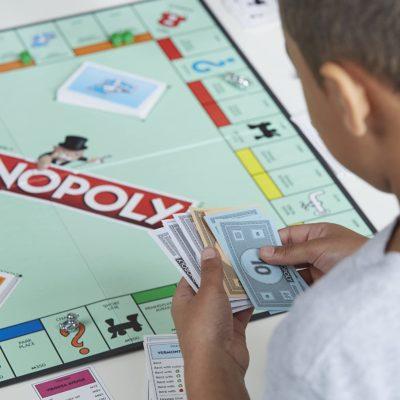 Monopoly classic nouveau Pion 8