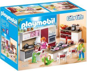 Playmobil Cuisine amenagée