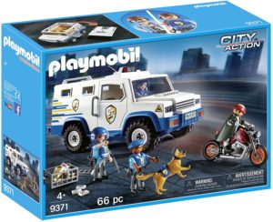Playmobil Fourgon Blindé