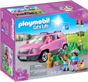 Playmobil city life Voiture familiale