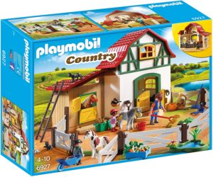 Playmobil contry