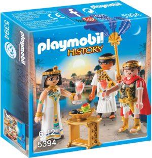 Playmobil history Cesar et Cleopatre