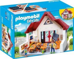 playmobil salle de classe