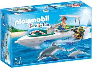 Playmobil Bateau de Plongée