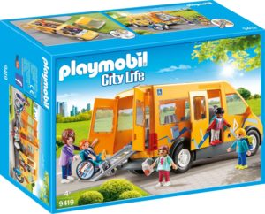 Playmobil City Bus scolaire