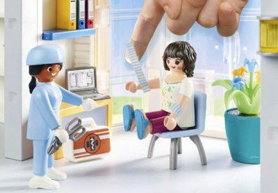 Playmobil City Life Clinique Équipée