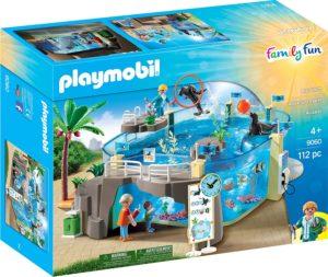 Playmobil Family Fun Jeu Aquarium Marin