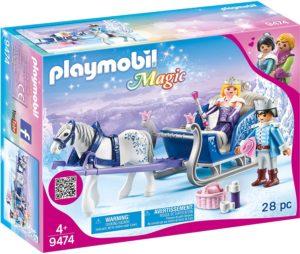 Playmobil Magic couple royal et caleche