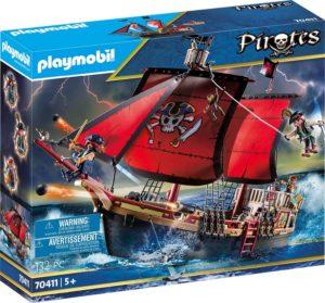 Playmobil Pirates Bateau Pirates